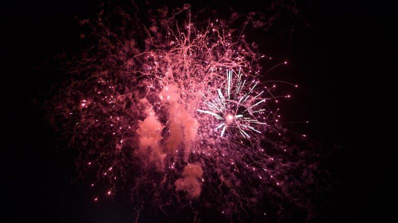 Le grand feu d'artifice sera au programme de l'été genevois (photo d'illustration).