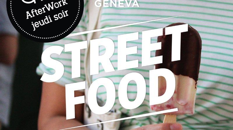 Geneva street food festival