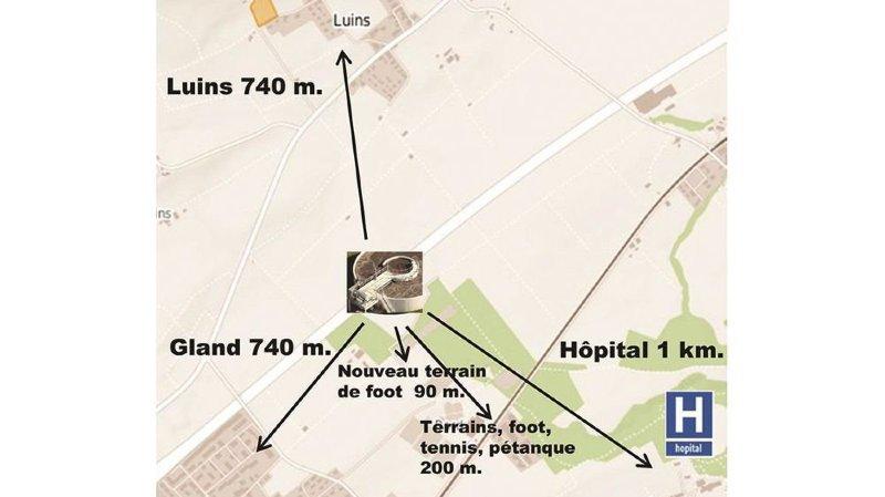 Région: le principe d'une mégastep construite sur le site du Lavasson à Gland a été adopté