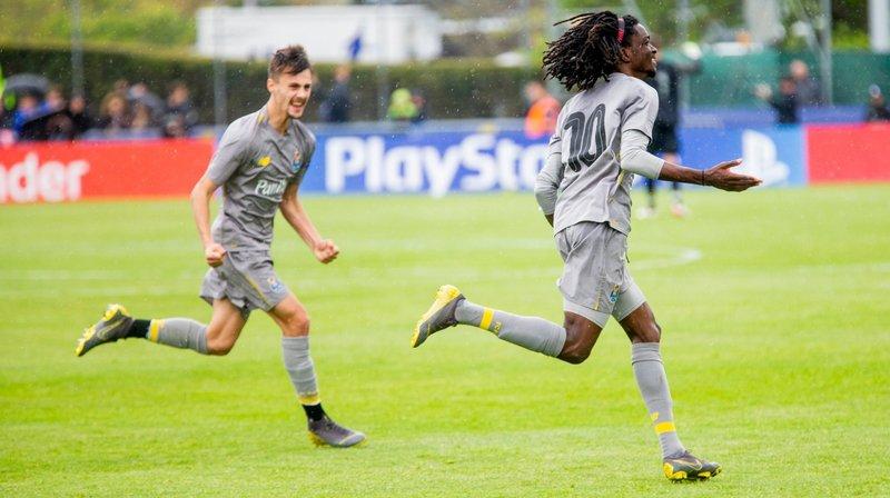 UEFA Youth League: Porto surclasse Hoffenheim et s'offre la finale
