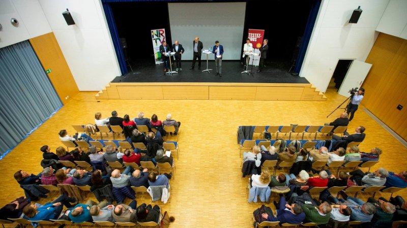 La Région de Nyon accouche d'un débat compliqué à Prangins