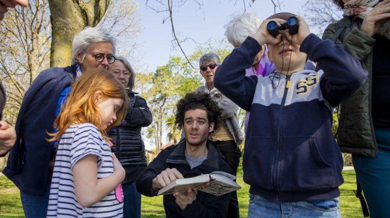 Préverenges: en marche pour la future maison de l'Île aux oiseaux