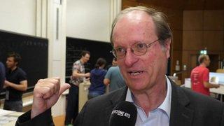 Tournoi international de physiciens à l'EPFL
