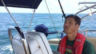 Voile: un navigateur japonais devient le premier aveugle à traverser le Pacifique