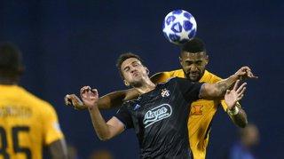 Football - Croatie: Mario Gavranovic est champion avec le Dinamo Zagreb