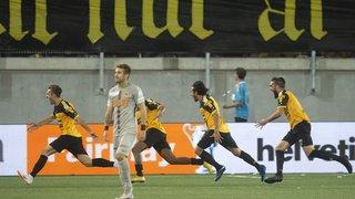 Football: deux clubs de l'élite suisse n'obtiennent pas leur licence