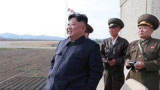 Corée du Nord: Kim Jong-un a supervisé le test d'une nouvelle arme tactique