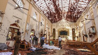 Explosions au Sri Lanka: plus de 200 morts et plus de 450 blessés dans des hôtels et des églises