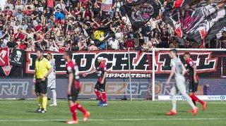 Football – Super League: Neuchâtel Xamax s'impose 1-0 face à Young Boys
