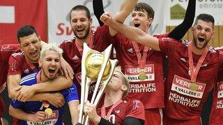 Le LUC décroche son neuvième titre de champion de Suisse