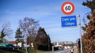 Crans ne veut plus être «près-Céligny»