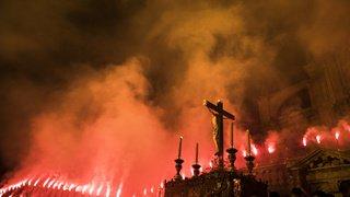 Les célébrations de la semaine sainte à travers le monde