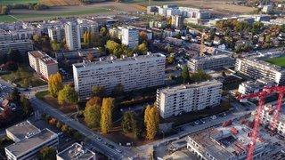Nyon: des élus demandent l'annulation du vote sur le futur quartier de la Suettaz