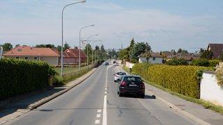 La déviation de la ligne de bus énerve des Pranginois