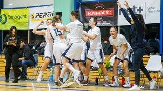 Le Nyon Basket Féminin se défait de Blonay et défendra son titre en finale