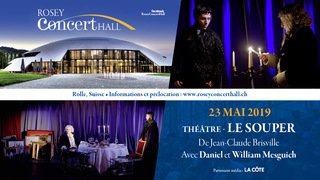 Le Souper - Rosey Concert Hall