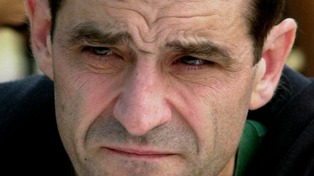 «Josu Ternera», en 2002, avant d'entrer en clandestinité.