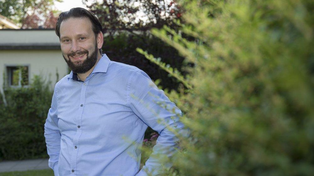 Les Verts misent sur Pascal Gemperli pour décrocher un second siège à la Municipalité.
