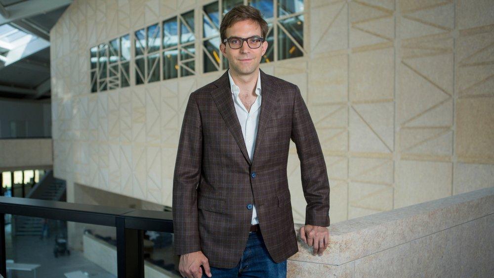 Directeur du Rosey, Christophe Gudin s'érige contre la pensée unique.