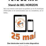 "Fête de mai - Stand ""Bel Horizon"""
