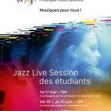 Jazz live session du CMNE