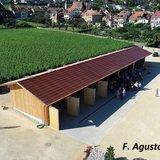 Visite d'installation solaire, château d'Auvernier