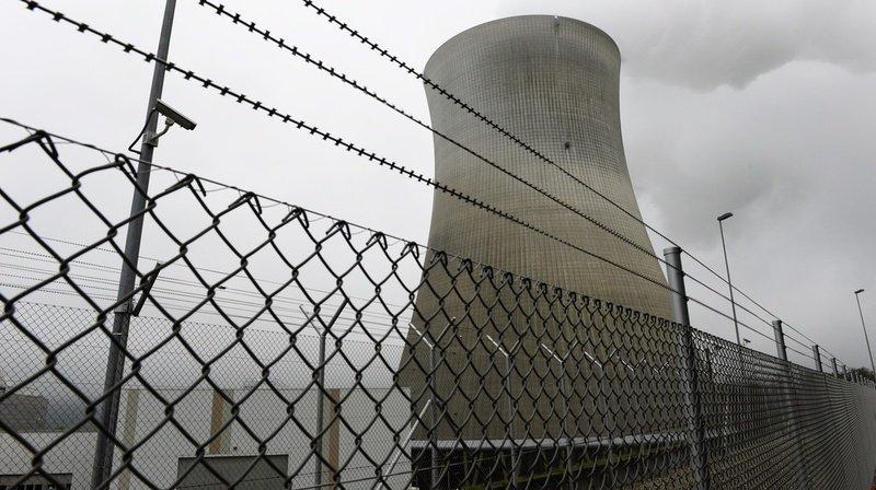 Argovie: la centrale nucléaire de Leibstadt à nouveau branchée, 3 jours après la panne