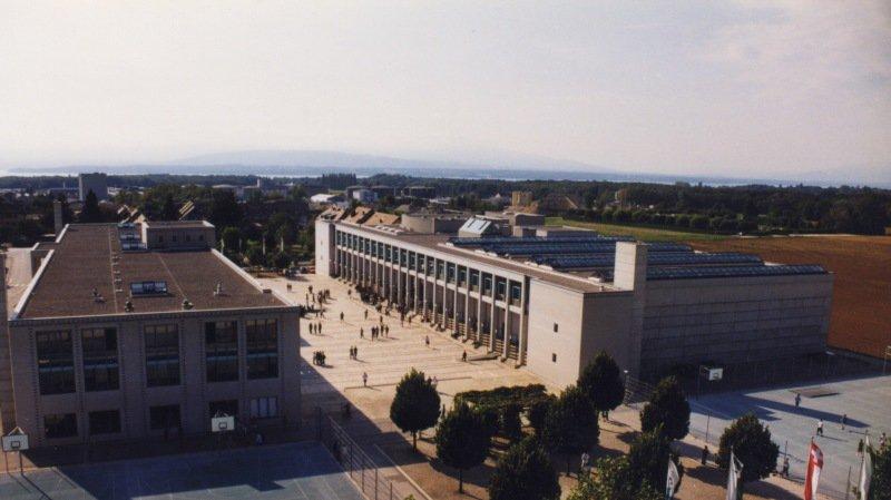 Collège de Grand-Champ: bientôt un étage supplémentaire?