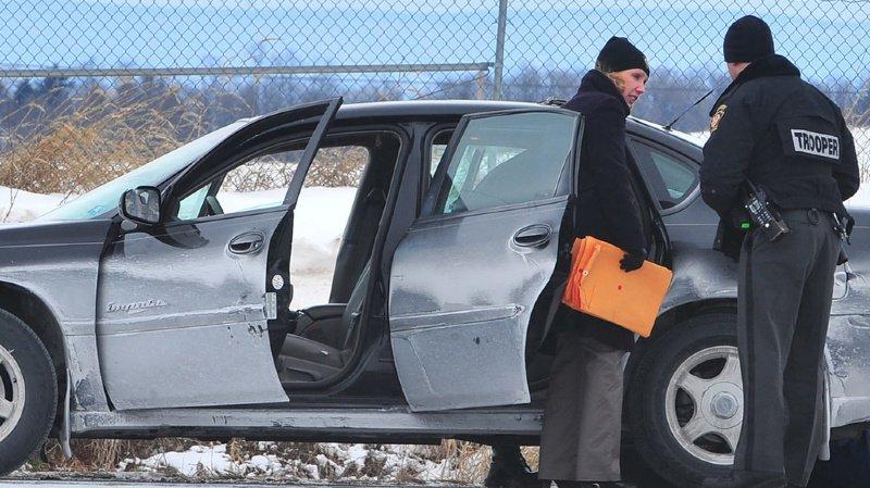 Criminalité: 1600 voitures utilisées pour commettre des vols ont été saisies, dont certaines en Suisse