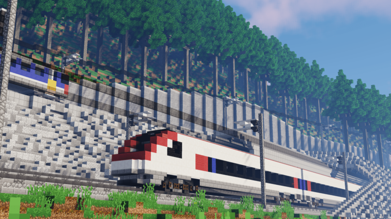 Le jeu Minecraft a 10 ans: Palais fédéral, Chillon ou InterCity... retour sur 10 constructions suisses