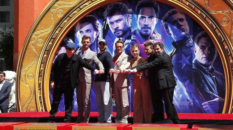 Cinéma: «Avengers: Endgame» toujours plus proche du record d'«Avatar» au box-office