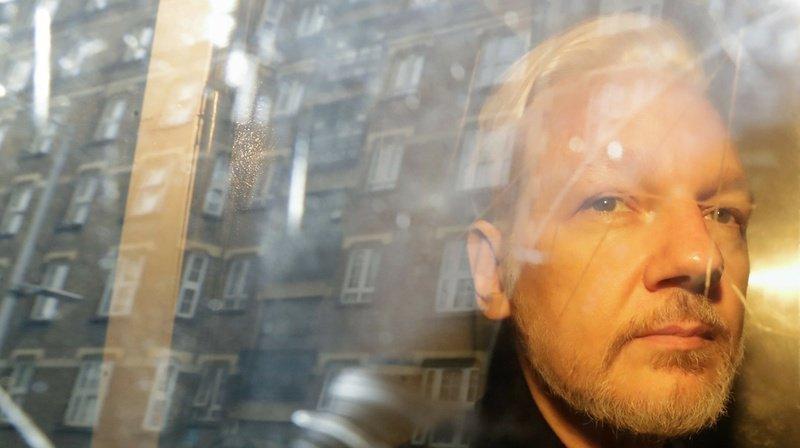 La justice américaine a annoncé jeudi poursuivre Julian Assange, fondateur de WikiLeaks, pour espionnage. (Archives)