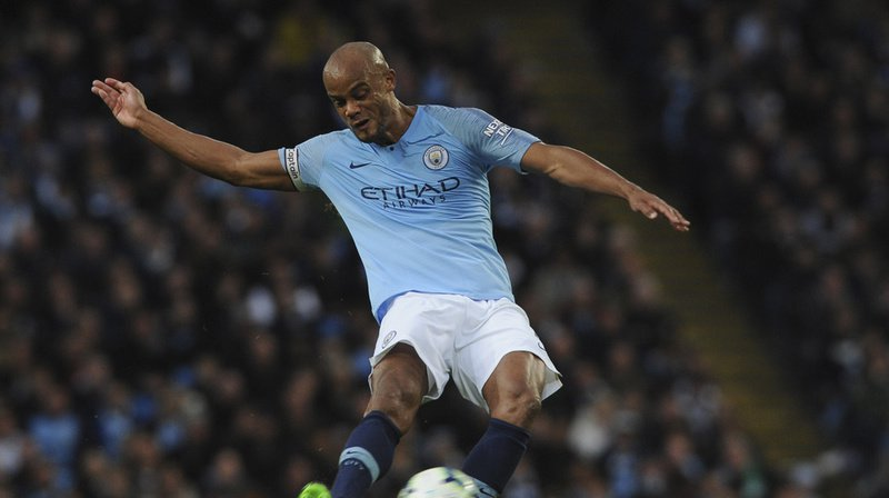 Football - Angleterre: Kompany annonce son départ de Manchester City