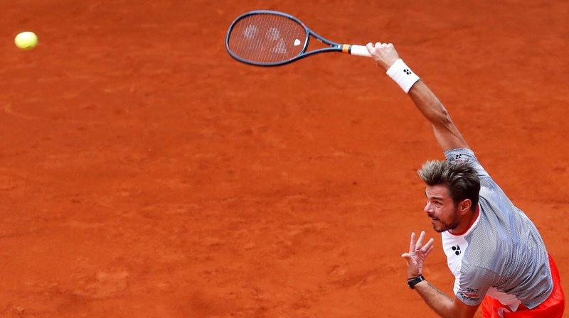 Tennis – Masters 1000 de Madrid: Wawrinka bat Pella et passe en 8e de finale