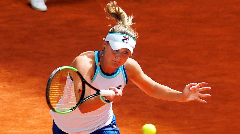 Tennis – WTA de Madrid: Belinda Bencic élimine la numéro 1 mondiale et file en demi-finales