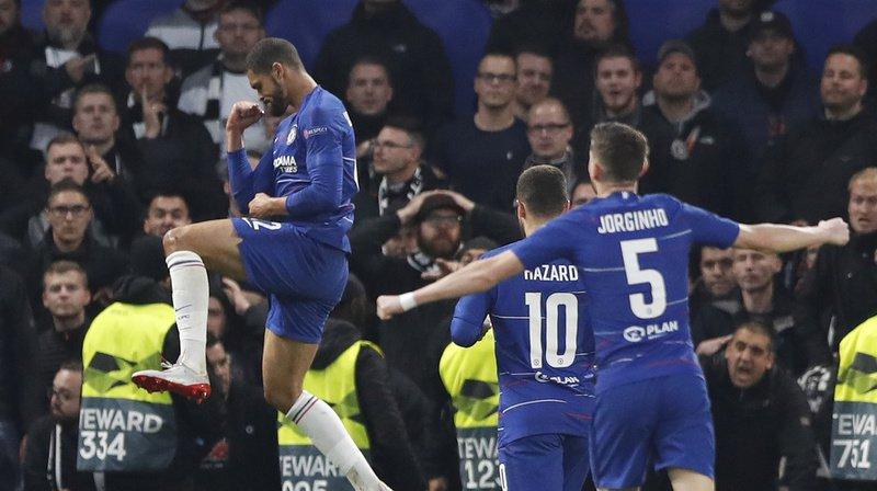 Football – Europa League: Chelsea bat l'Eintracht aux tirs au but et affrontera Arsenal en finale