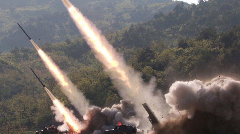 """Péninsule coréenne: la Corée du Nord annonce un essai de frappe """"à longue portée"""