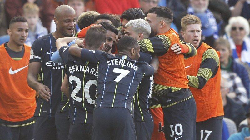 Manchester City a remporté le championnat d'Angleterre pour la seconde année consécutive.