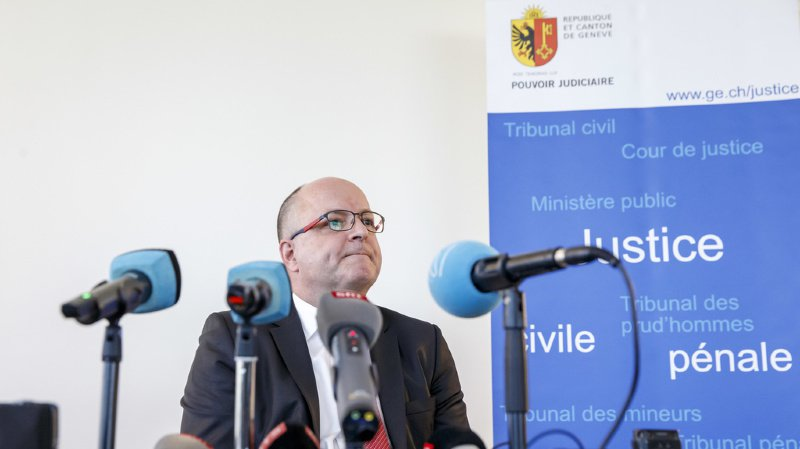 Le procureur général de Genève Olivier Jornot n'a à ce stade pas trouvé d'indice qu'une fraude électorale a été commise au sein du Service des votations et élections.