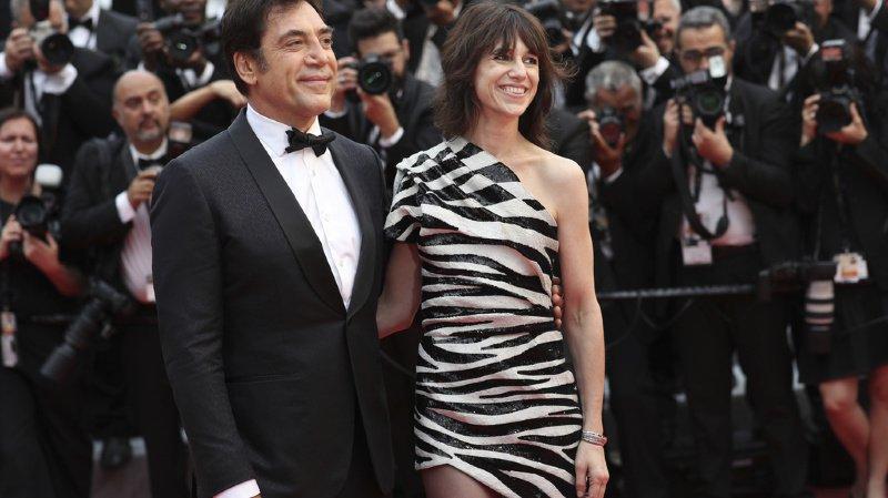 Cinéma: Charlotte Gainsbourg et Javier Bardem ont officiellement ouvert le Festival de Cannes 2019