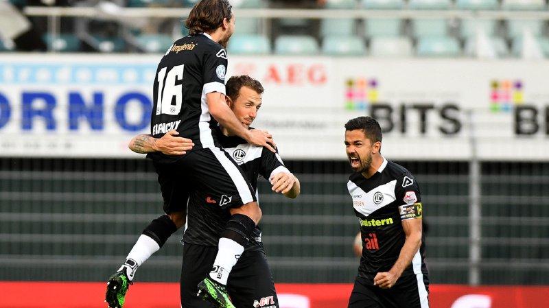 Football: Lugano fait un pas vers l'Europe, Grasshopper officiellement relégué
