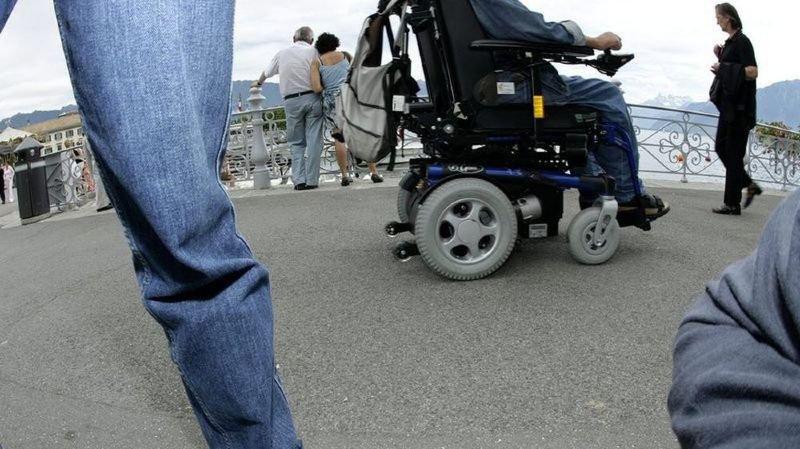 Assurance invalidité: 15'400 nouvelles rentes octroyées en 2018