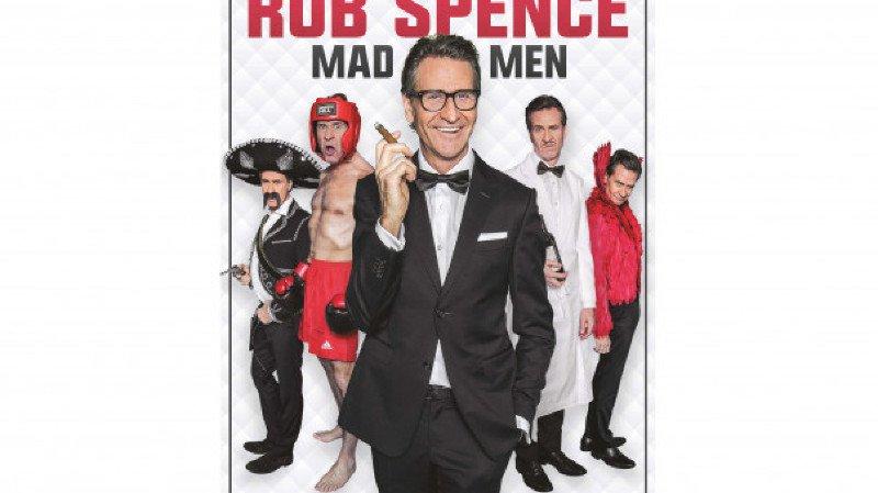 ROB SPENCE – MAD MEN