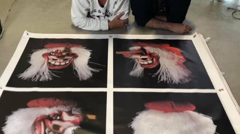 Exposition - Bâle masqué