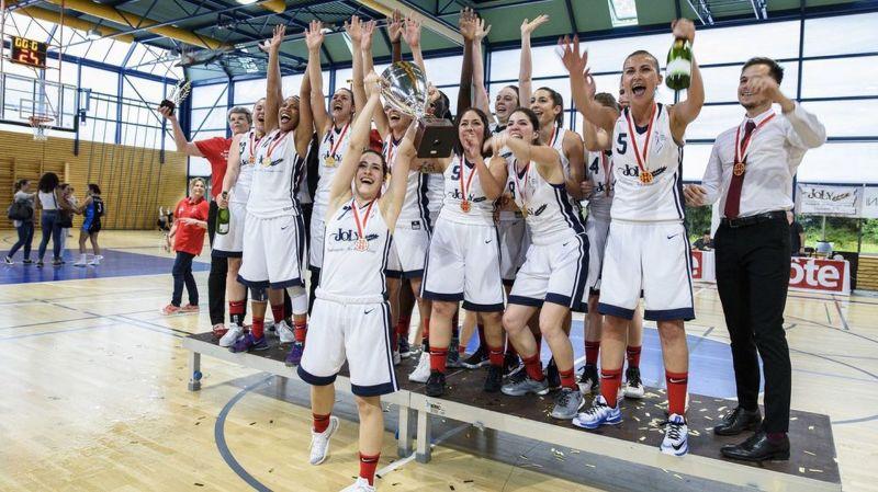 Nyon Basket Féminin: «Le bon moment pour remonter en LNA»