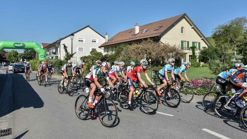 Le peloton du Tour du Pays de Vaud va emprunter plusieurs routes du district de Morges.