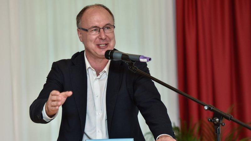Pierre-Yves Maillard vise un siège au Conseil national.