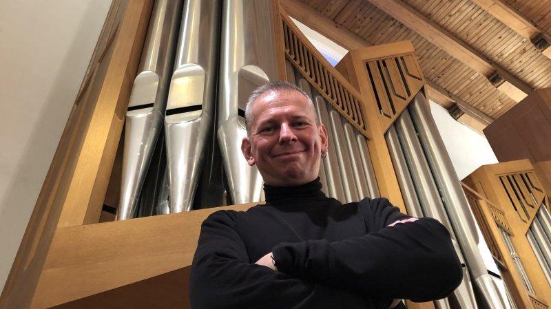 Matinée d'orgue par Humberto Salvagnin