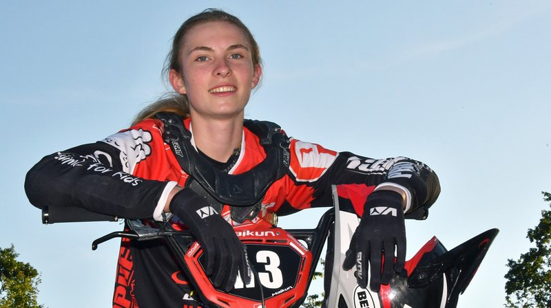 Et une nouvelle distinction de choix pour Zoé Claessens, 18 ans seulement.