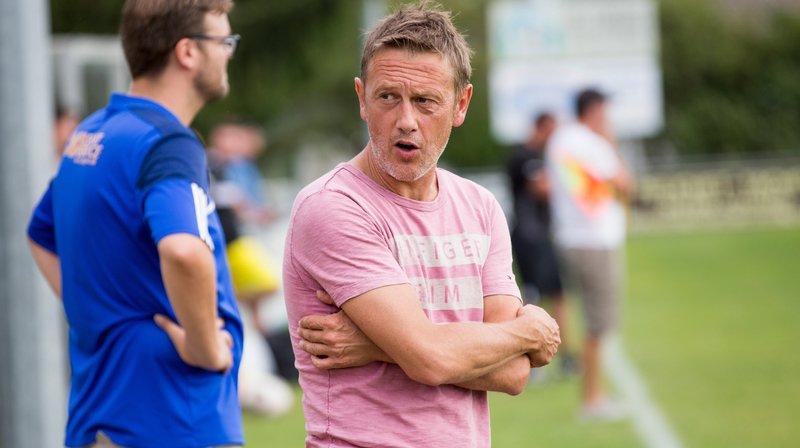 Le FC Gingins va changer d'entraîneur